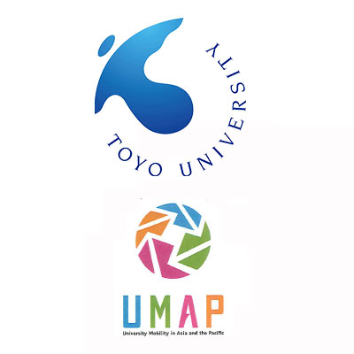 Toyo University and UMAP Logo