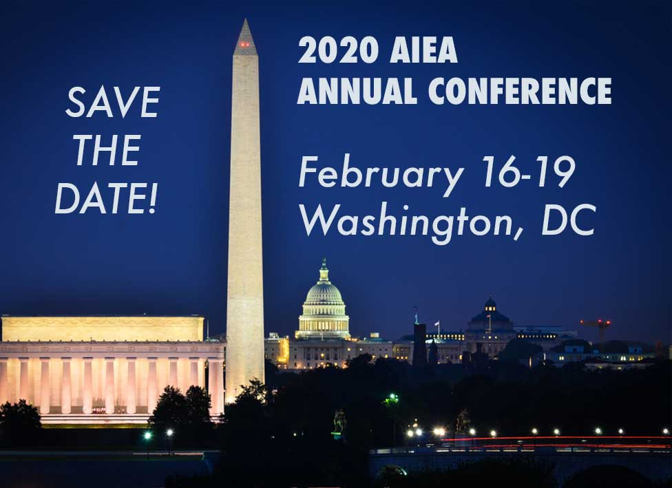 Save the Date - 2020 Annual Conference - February 16-19 2020 in DC
